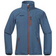 Bergans Youth Kjerag Jacket Steel Blue/Dark Steel Blue/Koi Orange